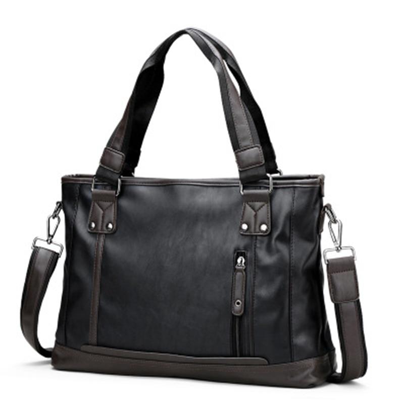 Luxury Brand Messenger Bag Men Shoulder Bag Man Satchels Handbags PU Leather Sling Bags designer Travel Men Crossbody Bags цена