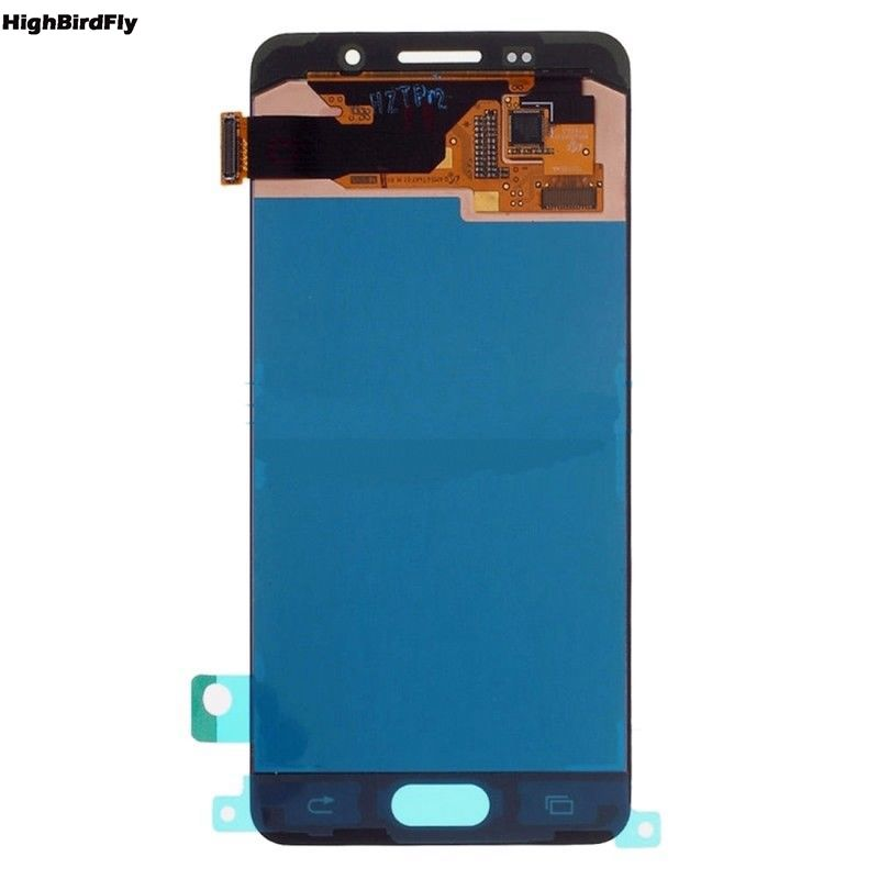 Oled 2016 For Samsung Galaxy A3 A310 <font><b>A310F</b></font> A310Y A310M A310FN Lcd Screen <font><b>Display</b></font> With Touch Glass Digitizer Assembly <font><b>Amoled</b></font> image