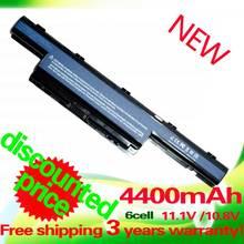 4400 mah batería para acer aspire v3 5741 5742 5750 5551g 5560g 5741g 5742g 5750g as10d31 as10d51 as10d61 as10d71 as10d75 as10d81
