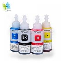 Winnerjet 100ml*4 Bottles Sublimation Ink for Epson L565 L550 L486 L455 L386 L382 L365 L355 L310 L210 L1300 L1200 Printers