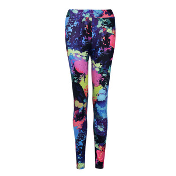 2017 Fitness Yoga Sports Leggings Womens Yoga Workout Gym Sports Running Pants Leggings Fitness Stretch Trousers