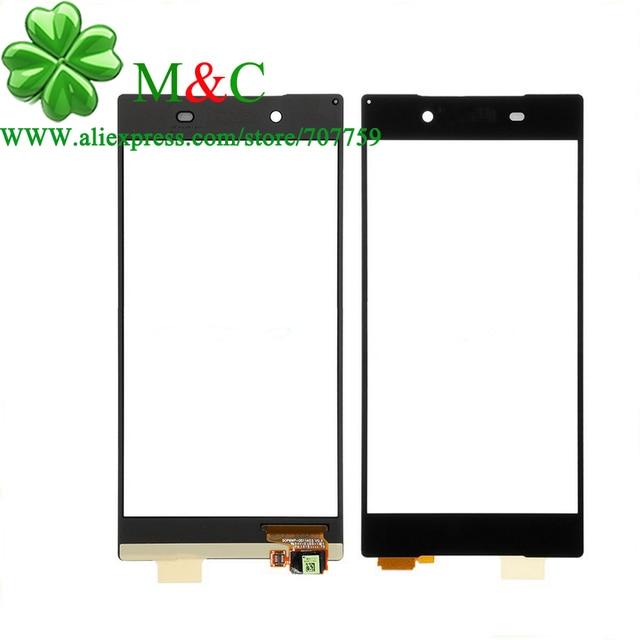 Оригинальный Z5 мини Сенсорная Панель Для Sony Xperia Z5 Compact Mini E5803 E5823 Сенсорным Экраном Дигитайзер Панели С Отслеживанием