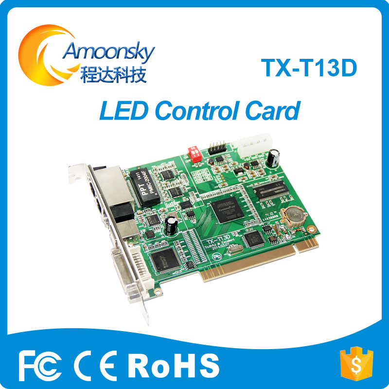 RGB led screen Transparent led display TX-T13D replace to TX-T11D controller sending card for p4 p5 p6 outdoor indoor led screenRGB led screen Transparent led display TX-T13D replace to TX-T11D controller sending card for p4 p5 p6 outdoor indoor led screen