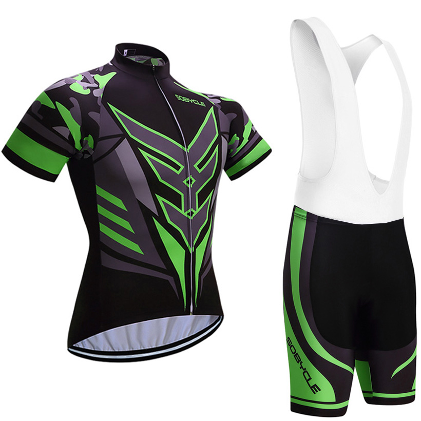 24c8298e0 Tour De France Season brand Stripes pro cycling jersey 9D gel pad bike  shorts set Ropa