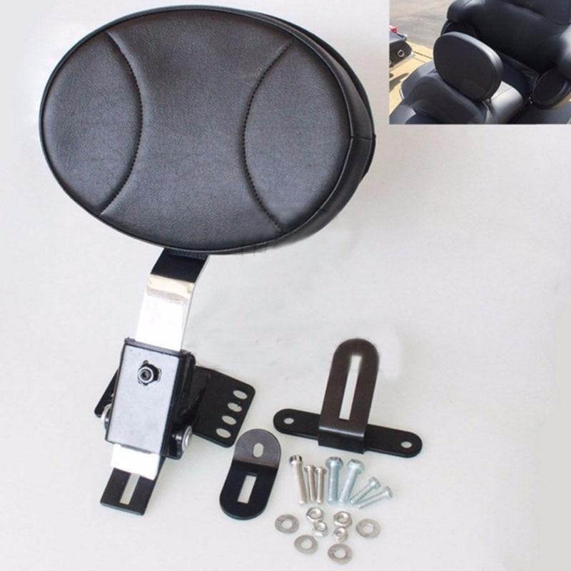 Moto Réglable Nouveau Plug Dans Pilote Rider Siège Dossier Kit Pour Harley Touring Electra Road Street Glide Road King 97 -17 16