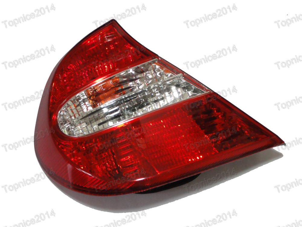 1Pcs Left Side Car styling Taillamp tail light Taillight Assembly For Toyota Camry 2002 2004