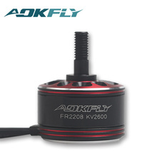 AOKFLY FR2208 KV2600 Brushless Motor CW For FPV Quadcopter Multirotor Racing Drone QAV210 250mm frame RC Model toys