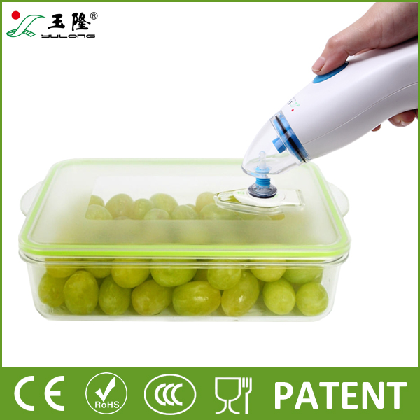 Superbe 2016 Hot Sale Plastic Fresh Box For Food, Food Storage Container,vacuum Box  For