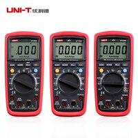Digital Multimeters UNI T UT139A UT139B UT139C True RMS Electrical Handheld Testers Multimetro LCR Meters Ammeter Multitester
