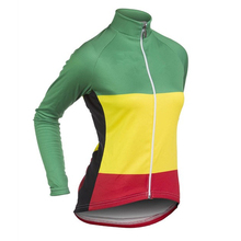 2016 Newest Womens Long Sleeve Pro Team Cycling Jerseys Ropa Ciclismo Bicycle Sports Wear Quick-Dry MTB Bike Clothing