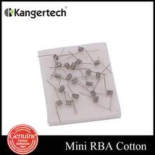 Original Kanger Subtank Mini RBA Coil 0.5ohm Kanger Subtank Coil Head Organic Cotton For Kanger Subtank Mini Atomizer 20pcs/lot