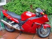Лидер продаж, для Honda 96 07 CBR1100XX Blackbird 1996 2007 красный мотоцикл велосипед обтекатели 2000 2001 2002 2003 (инъекция литье)