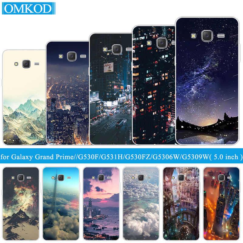For Coque Samsung Galaxy Grand Prime G530 G530H G531 G531H G531F ...