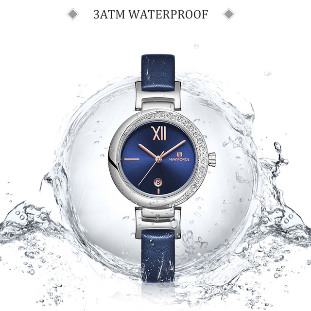 Luxury Fine detailed Ladies Quartz Wristwatch