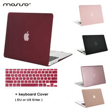 MOSISO Clear Matte Hard Case for Macbook Air 13 inch A1466/A1369 2010-2017 Laptop Accessories for Mac Air 13 / 11 Notebook Shell(China)