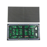 P4 Outdoor waterproof 64*32 pixels 256mm*128mm led video wall SMD 1921 screen module LED display panel