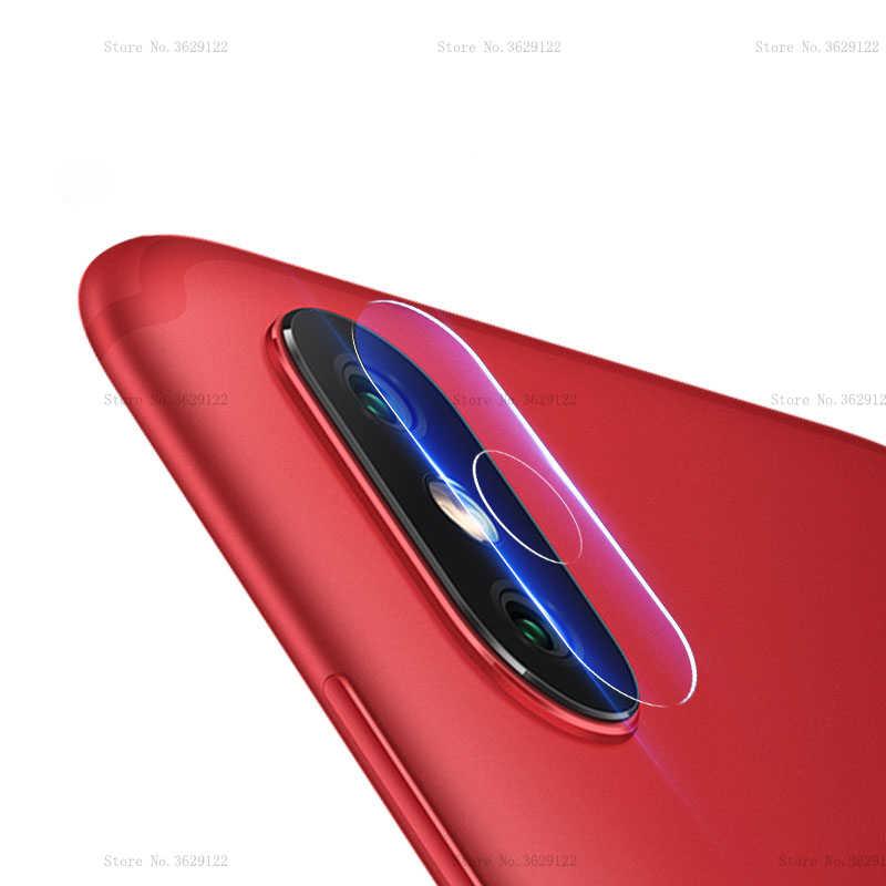 Защитный Стекло для Xiaomi Redmi 6 Pro 6A 5 Plus Note 5 6 iPad Pro PocoPhone F1 Камера защитная пленка на Экран протектор Закаленное Стекло