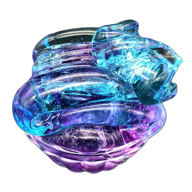 30g בטוח דינמי פלאפי רפש פלסטיק חימר אור חימר צבעוני דוגמנות פולימר חימר חול לקשקש פלסטלינה מסטיק עבור בעבודת יד צעצוע