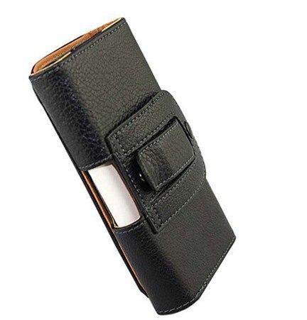 Nuevo patrón de Lichee/Smooth bolsa patrón de la Bolsa de Cuero Clip de Cinturón
