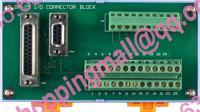 Dn-25 needle d plug din rail i o wiring board