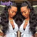Iwish Body Wave 4 Bundles Malaysian Body Wave USPS Free Shipping Human Hair Body Wavy Malaysian Virgin Hair Natural Body Wave