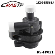 RASTP-12 Volt Car Auxiliary Cooling Water Pump for Volkswagen Golf for Audi A3 Q3 OEM 1K0965561J RS-FP021 rastp car black auxiliary secondary water pump for volkswagen passat auto accessories rs fp022