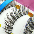 Nuevos 10 Pares Grueso Falses Natural Pestañas Falsas Largas Pestañas Pestañas Voluminosas Del Maquillaje Pestañas Falsas