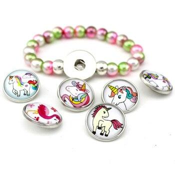 Unicorn Beads Bracelets