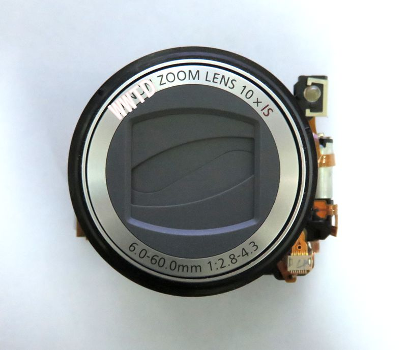 Camera Lens Zoom for Canon SX110 IS Lens Free Shipping
