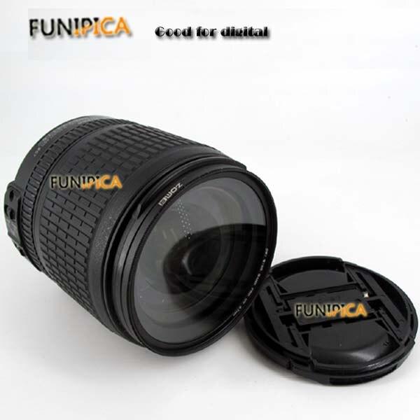 18-105 Mm F/3.5-5.6g Ed Vr Lens Af-s Dx Lens For Nikon D3200 D3300 D3400 D5200 D5300 D5500 D90 Free Shipping Elegant Shape