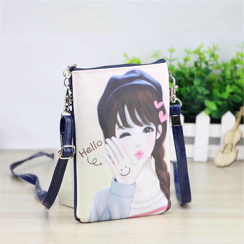 Soomile 2019 новые милые Мультяшные мини-сумки через плечо для девочек, сумка через плечо для детей
