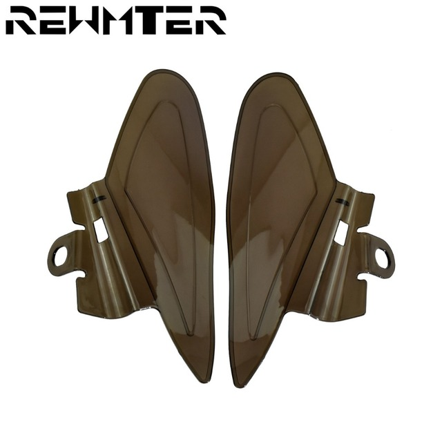 Motorcycle Accesorios Para Moto Saddle Shields Heat Air Deflector For Indian Chief Classic Chieftain Roadmaster Heat Shield Plas
