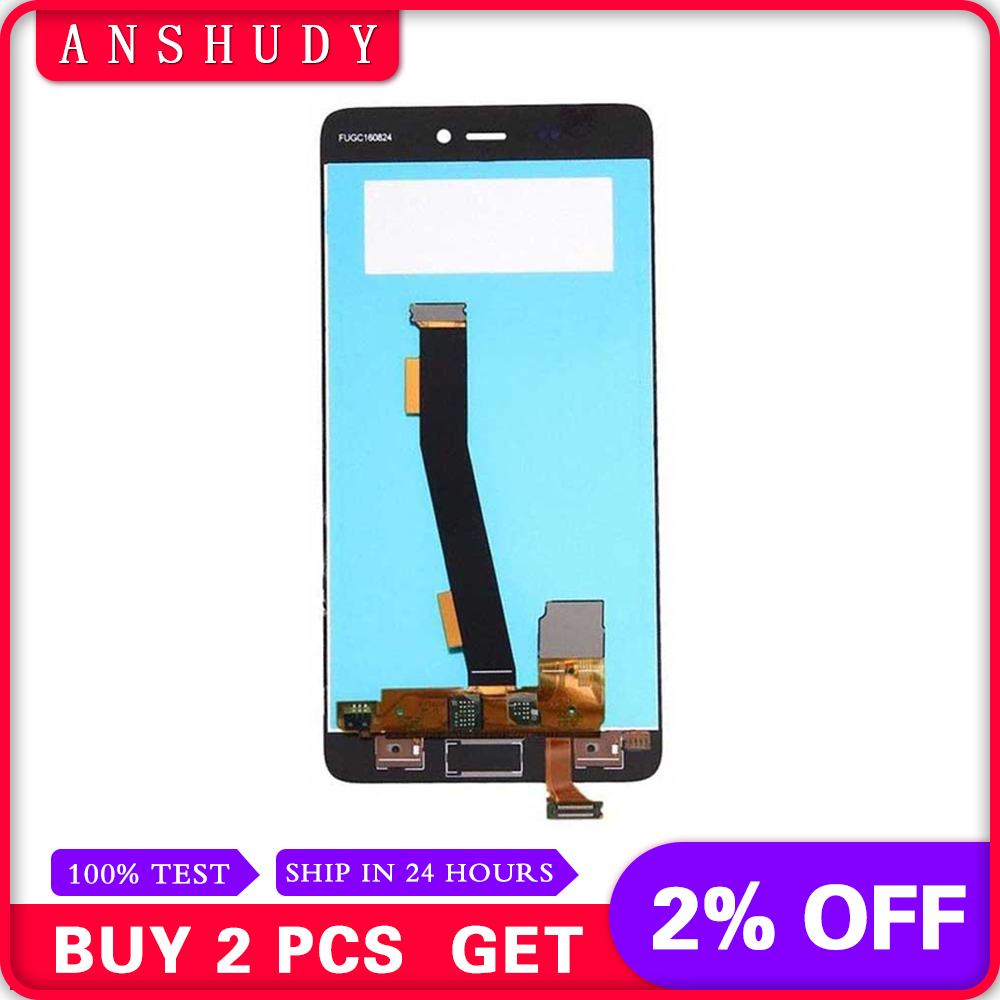 LCD Display Panel Module + Touch Screen Digitizer Sensor Assembly For Xiaomi Mi 5S M5S Mi5S LCD Display Panel Module + Touch Screen Digitizer Sensor Assembly For Xiaomi Mi 5S M5S Mi5S