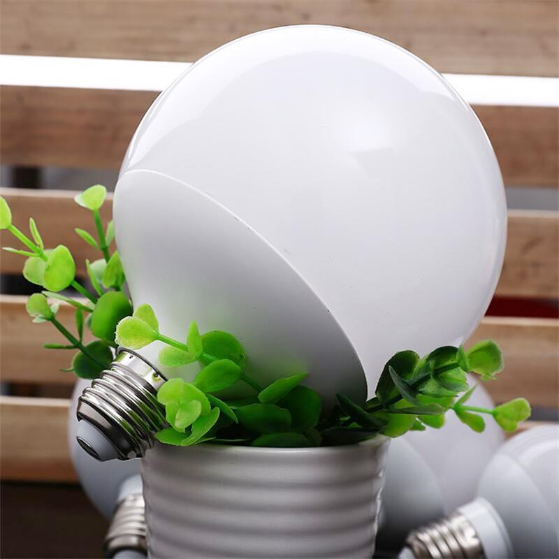 Globe Led Bulb Ball E27 3W 5W 7W 8W 12W 15W Round Led Lamp Lamp Warm White/White Led Light Bulb for Indoor/Outdoor Lighting 220V