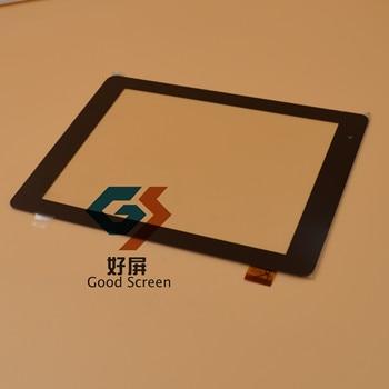 04-0800-0753 V2 8 cal tablet pc pojemnościowy ekran dotykowy panel szkło digitizer zwracając uwagę rozmiar i kolor