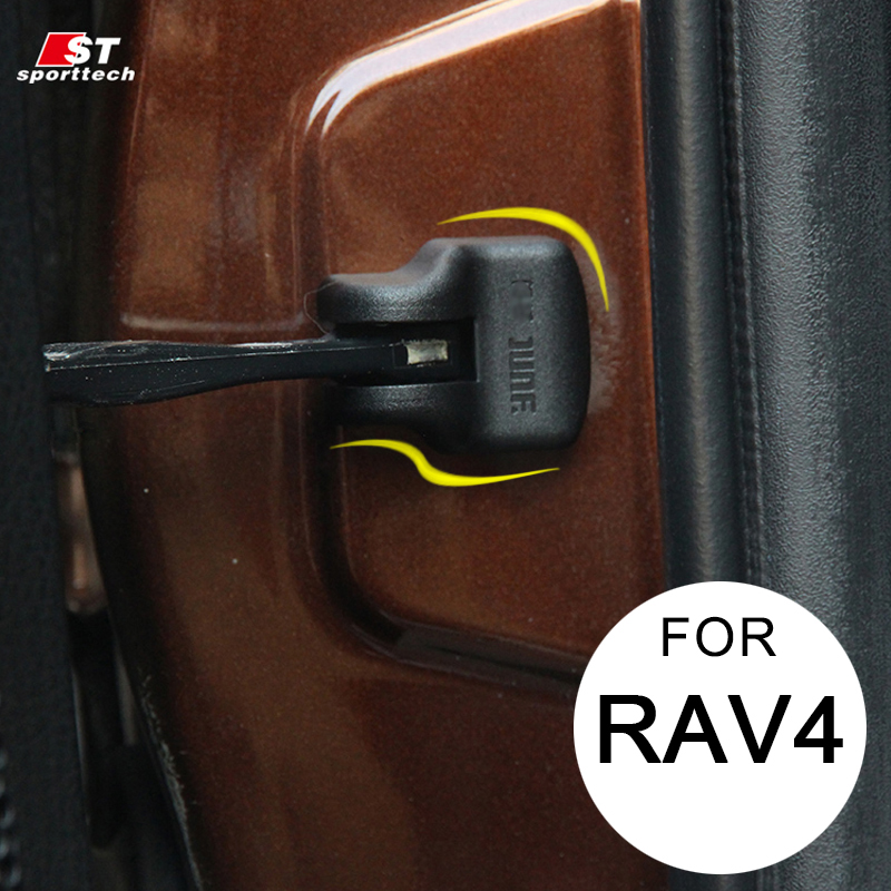 Car Styling Door Stop Cover For Rav Exterior Car Door Stopper Protection Cover For Toyota For on 97 Toyota Rav 4