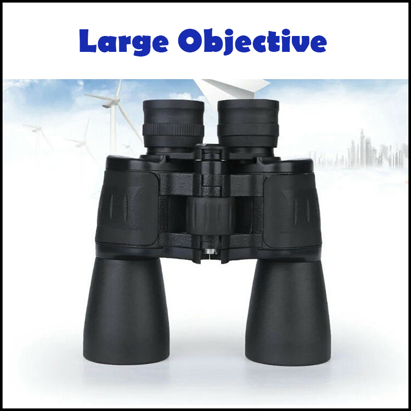 7X50 HD High-powered Black Porro Prism Monocular for Hunting Fishing Camping Outdoor Adventure Fully Coated  цены