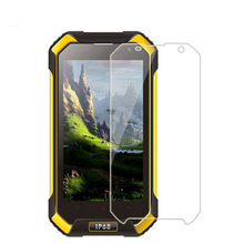 Blackview BV6000 Tempered Glass 9H 2.5D Anti-Explosion Scratch Proof Screen Protector film Case for Blackview BV6000S Smartphone