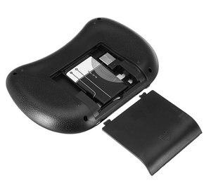Image 5 - Ricaricabile i8 Retroilluminazione Russo EN Spagnolo Arabo Mini tastiera touchpad air mouse per Android Smart TV Box PC di controllo remoto