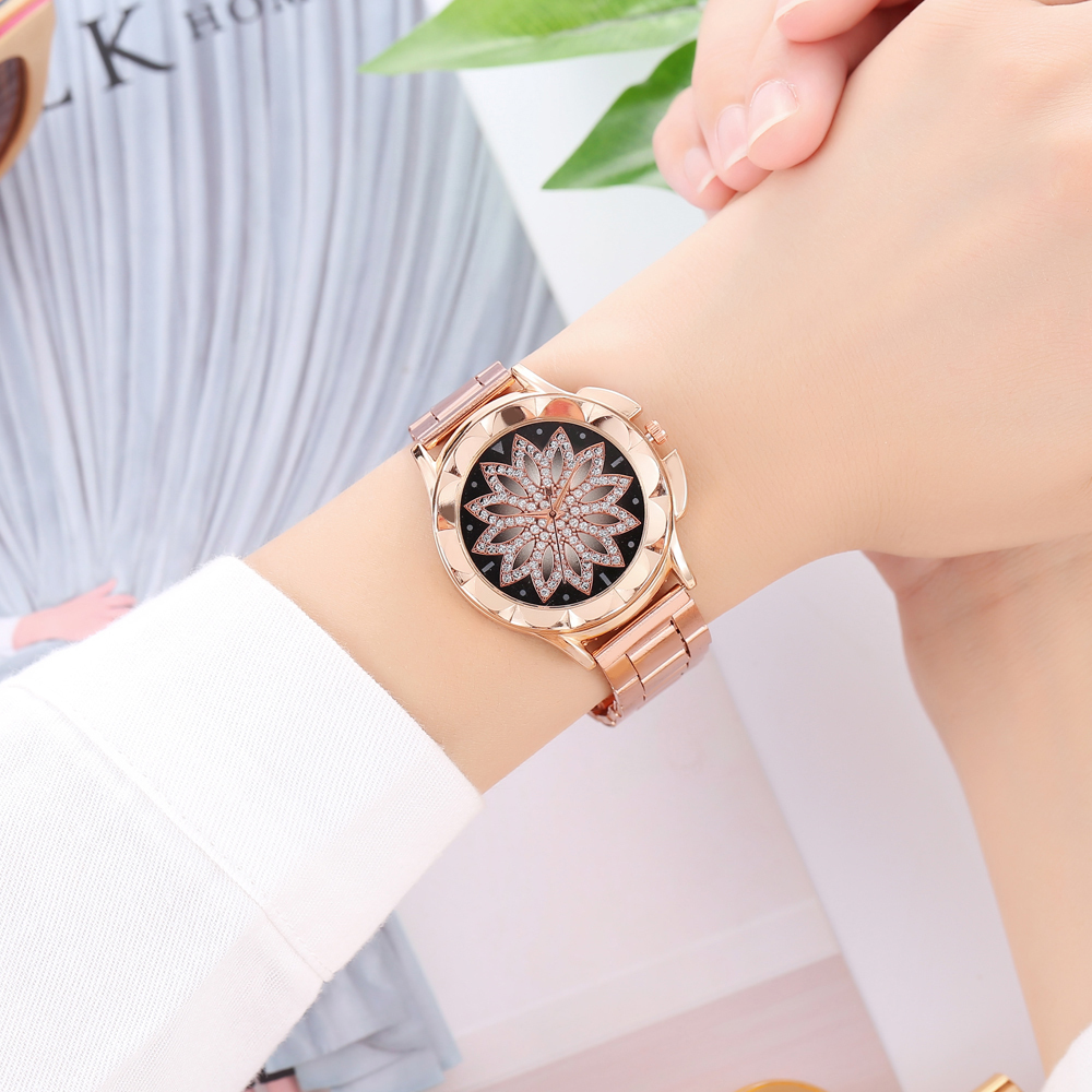 Luxury Girl Watch