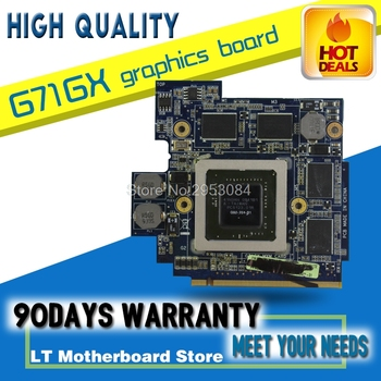 Original Video card For ASUS G71 G71G G71GX G72G G72GX GTX 260M 1GB notebook G92-751-B1 graphic card