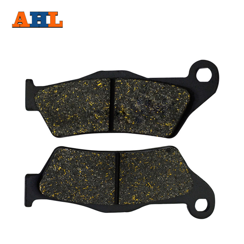 AHL Motorcycle Brake Pads Front Disks For Yamaha TT 600 R 1997-2002 YZF-R 125 YZF R125 2008-2013 ahl motorcycle front brake pads disks for yamaha xvs 650 950 1300 drag star 1997 2007 vstar custom 1997 2015 classic