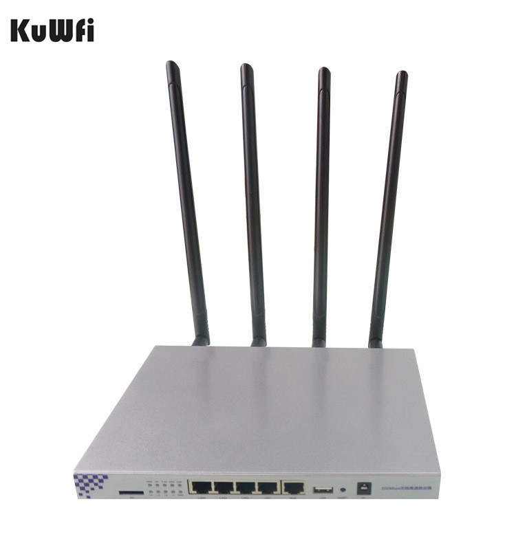 Image 4 - 1200Mbps 802.11AC Wireless WiFi Router 2.4G&5G Dual Band Wireless WIFI Repeater 4 7dBi Antenna Support Openwrt USB2.0 Interface-in Wireless Routers from Computer & Office