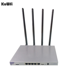 Image 4 - 1200Mbps 802.11AC Wireless WiFi Router 2.4G&5G Dual Band Wireless WIFI Repeater 4 7dBi Antenna Support Openwrt USB2.0 Interface