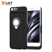 XLOT 6000mAh Battery Case For Xiaomi Mi 6 External Portable Battery Backup Pack Charging Cover Power