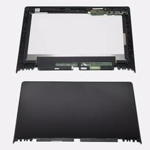 11.6 «для lenovo ideapad yoga 2 11 20332/20428 жк-дисплей панели модуль + Сенсорный Экран Планшета Ассамблея + Рамка 1366X768 Win 8