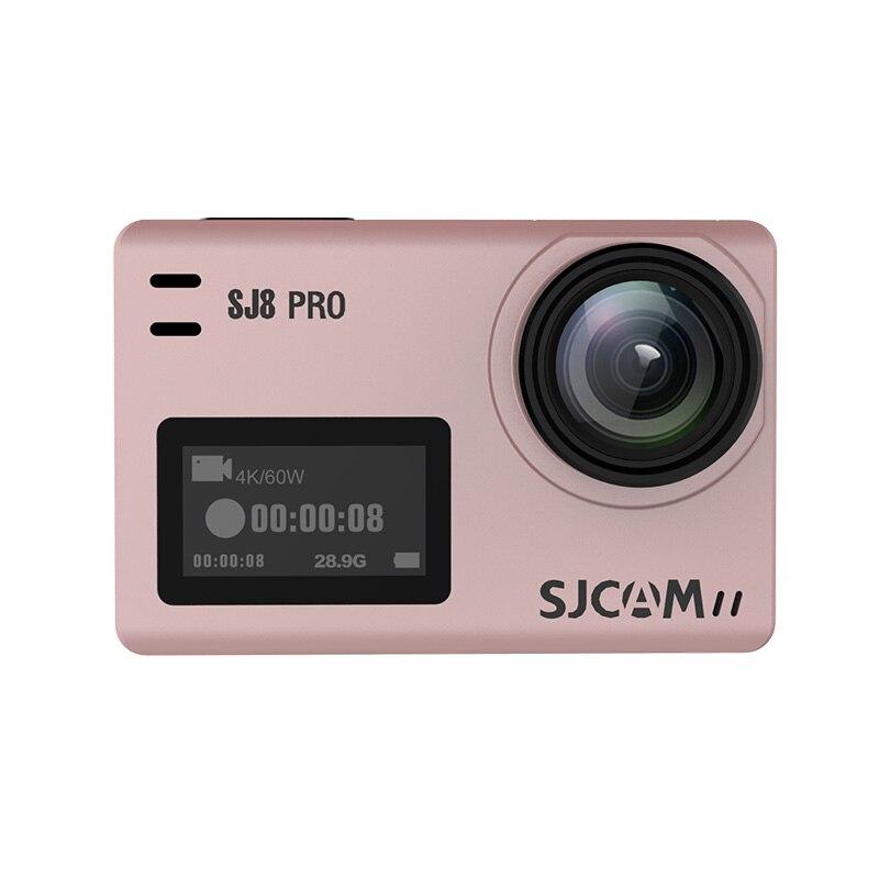 SJCAM SJ8 Pro yi 4 K 60fps sport DV caméra d'action étanche Anti-secousse double écran tactile WiFi télécommande sport Cam sj pro