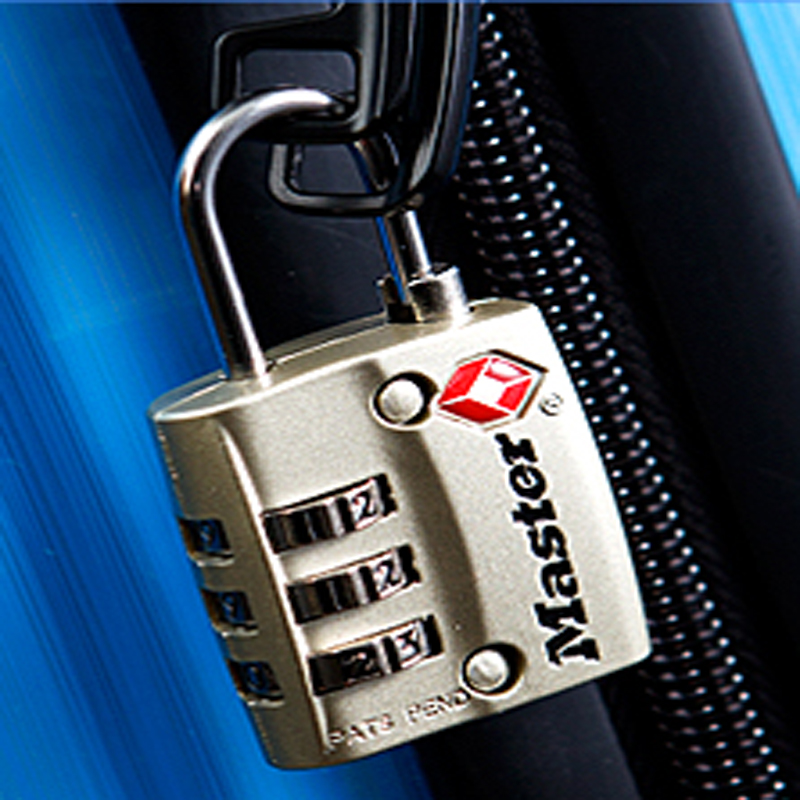 MASTER LOCK Combination lock tsa lock Luggage lock 4680