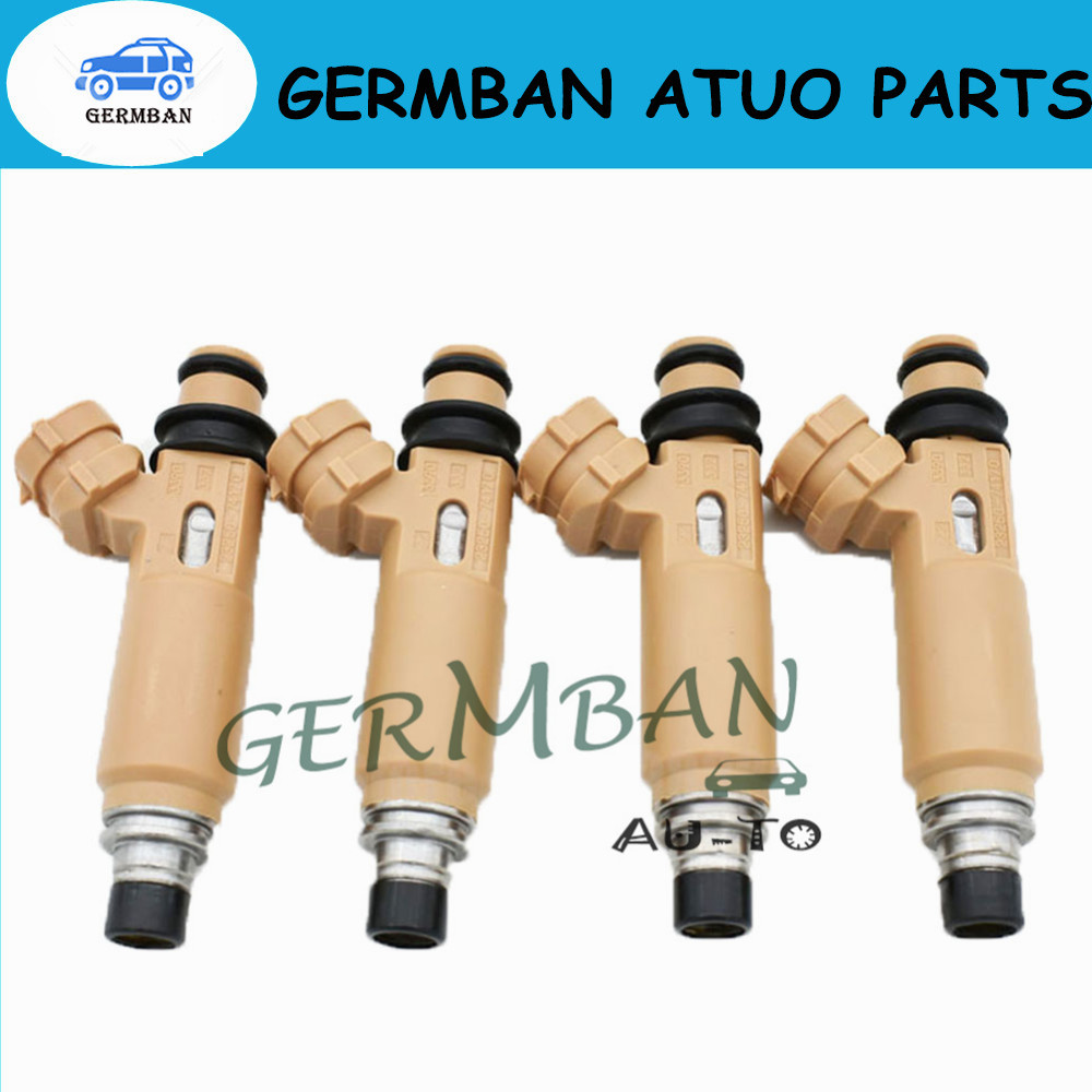 New Manufactured 4ps Fuel Injector For Toyota Camry Rav4 Avensis Ipsum Corona Vista 3sfe Part No# 23250-74170 23209-74170 Exhaust Gas Oxygen Sensor