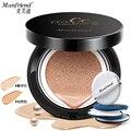 Cc colchón de aire crema fundación corrector de maquillaje bb crema base base líquida hidratante piel cubierta naked maquillaje coreano